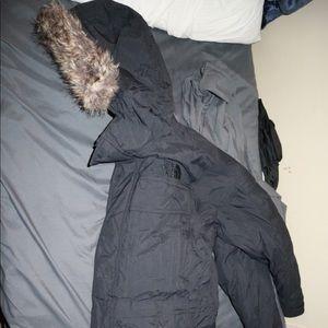 North Face Coat XL (18/20)
